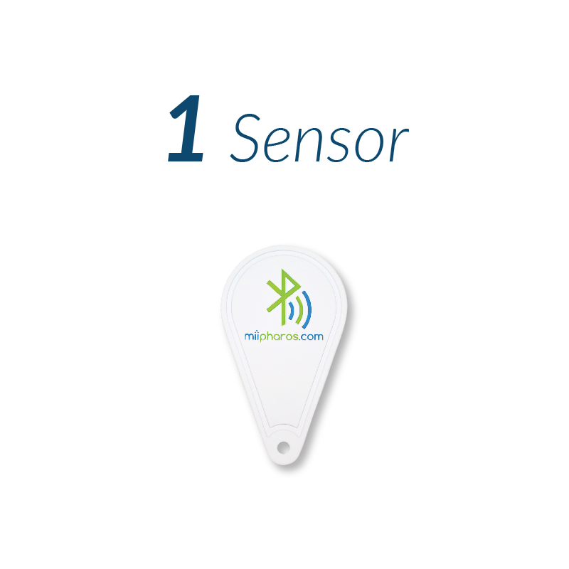 1 Sensor + Wyzze Cloud Marketing Services