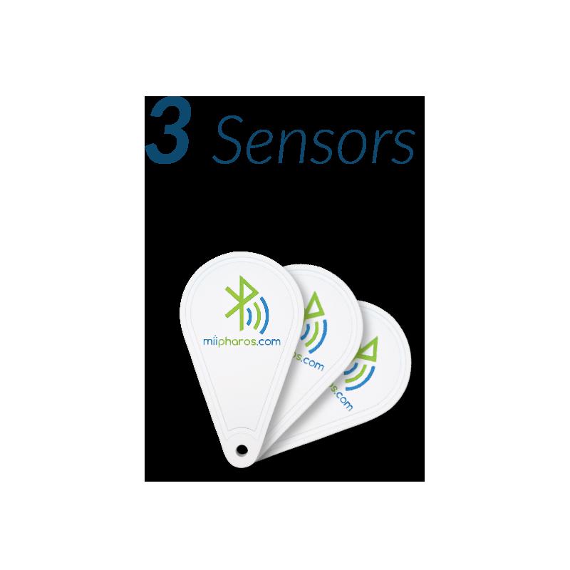 3 Sensors + WYZZE CLOUD MARKETING SERVICES